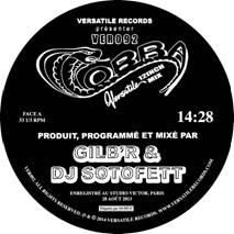 "Gilb'r & DJ Sotofett/COBRA EP 12"""
