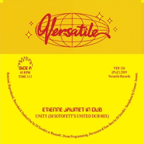 "Etienne Jaumet/IN DUB PT 1 7"""
