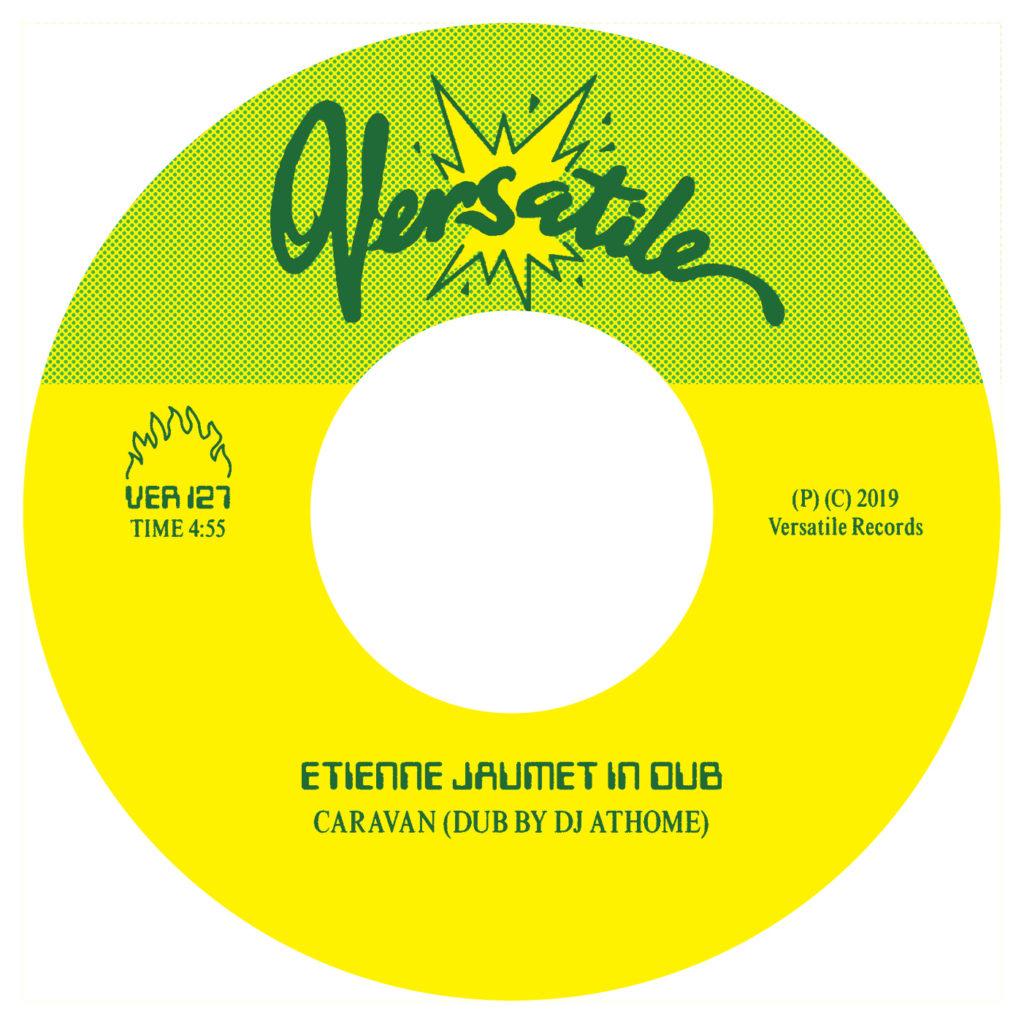 "Etienne Jaumet/IN DUB PT 2 7"""