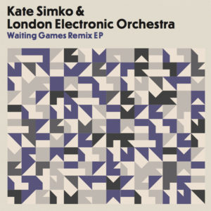 Kate Simko/WAITING GAMES REMIX EP 12""