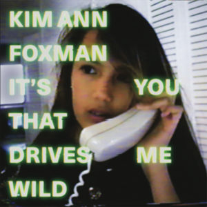 Kim Ann Foxman/IT'S YOU... 12""