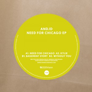 And.Id/NEED FOR CHICAGO EP