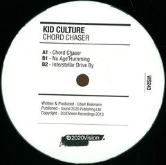 Kid Culture/CHORD CHASER 12""