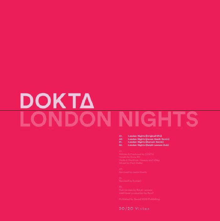 Dokta/LONDON NIGHTS 12""