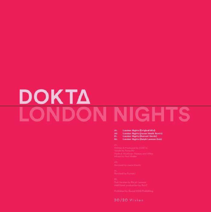 "Dokta/LONDON NIGHTS 12"""