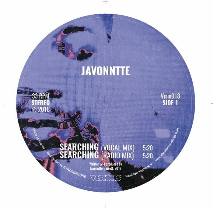 Javonntte/SEARCHING 12""