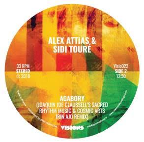 """Alex Attias & Sidi Toure/AGABORY 12"""""""