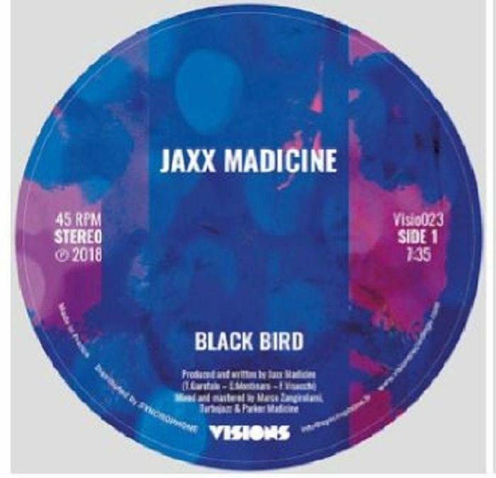 "Jaxx Madicine/BLACKBIRD 12"""