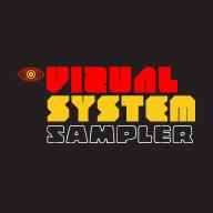 "Various/VIZUAL SYSTEM SAMPLER 12"" + CD"