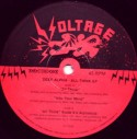 Deep Alpha/ALL THINK - KODE 9 REMIX 12""