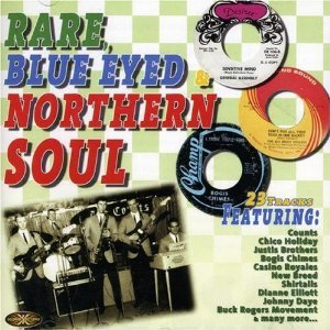 Northern Soul/RARE BLUE EYED LP