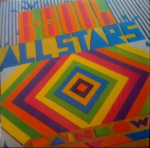 B-Soul All Stars/RAINBOW  LP