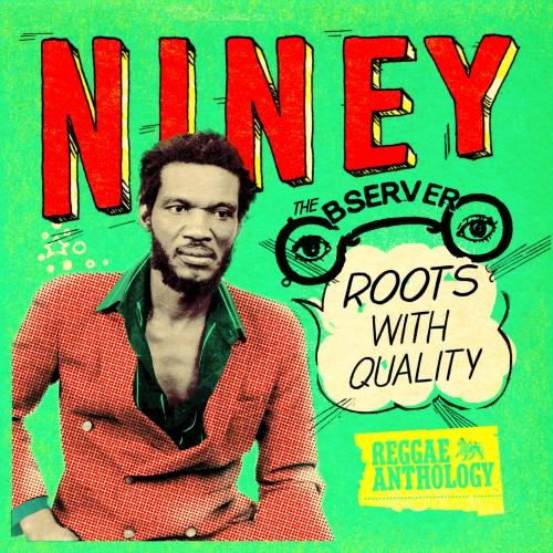 Niney The Observer/REGGAE ANTHOLOGY DLP