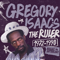 Gregory Isaacs/THE RULER 1972-1990 LP