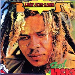 Fred Locks/BLACK STAR LINER DUB  LP