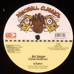 Ini Kamoze/HOT STEPPER  12""
