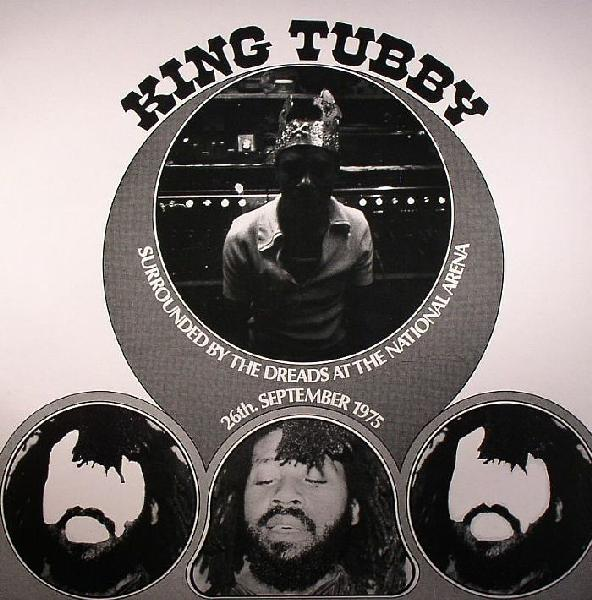 King Tubby/SURROUNDED BY DREADS '75 LP