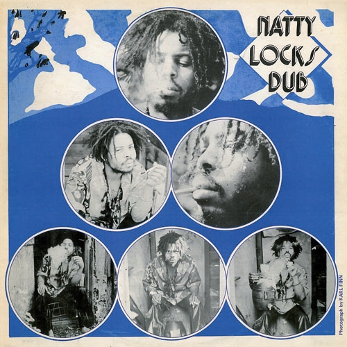 Winston Edwards/NATTY LOCKS DUB LP