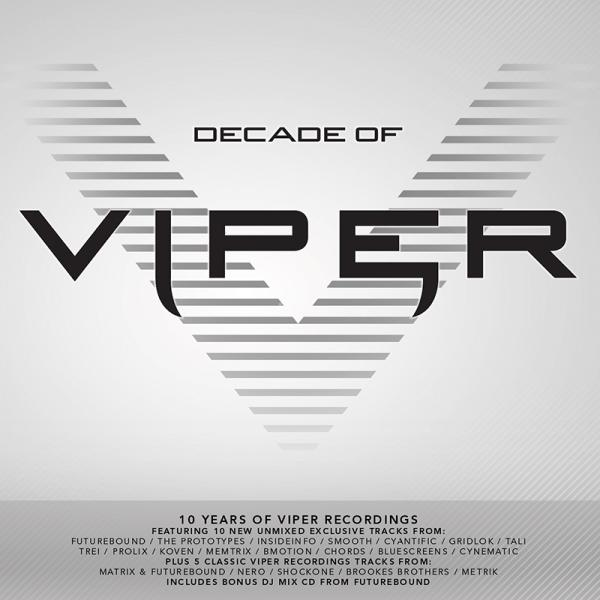 Various/DECADE OF VIPER DCD
