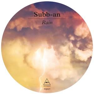 """Subb-An/RAIN 12"""""""