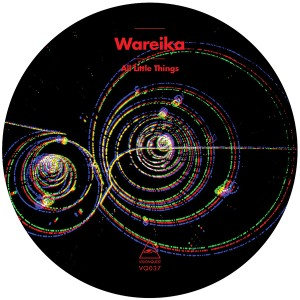 Wareika/ALL LITTLE THINGS 12""