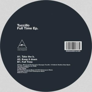 Tuccillo/FULL TIME EP 12""