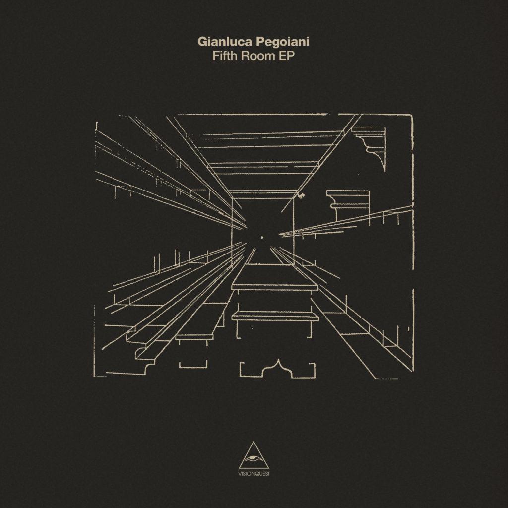 "Gianluca Pegoiani/THE FIFTH ROOM EP 12"""