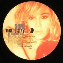 Soni (Filsonik)/HERE TO STAY 12""