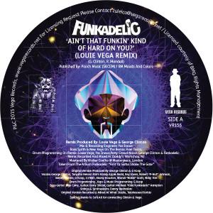 """Funkadelic/AIN'T THAT (VEGA REMIXES) 12"""""""