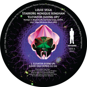 Louie Vega/ELEVATOR (GOING UP) 12""