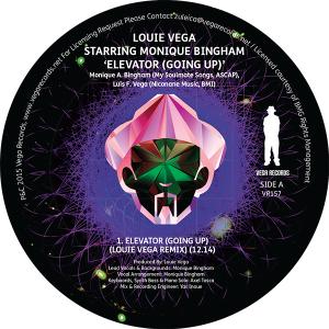 "Louie Vega/ELEVATOR (GOING UP) 12"""