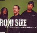Roni Size/NO MORE CDS