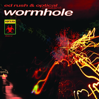 Ed Rush & Optical/WORMHOLE 5LP