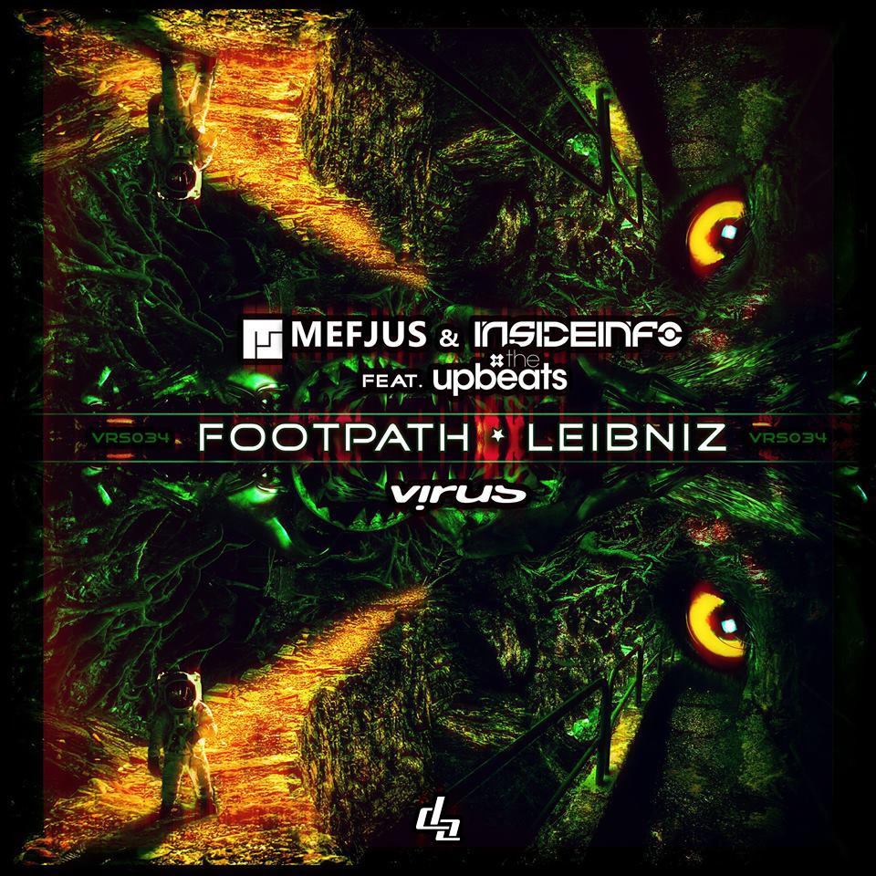 """Mefjus & InsideInfo/FOOTPATH 12"""""""