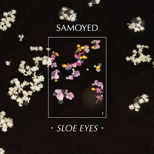 Samoyed/SLOE EYES 12""