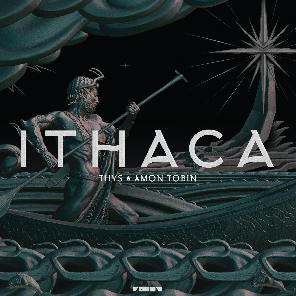 "Thys & Amon Tobin/ITHACA EP 12"""