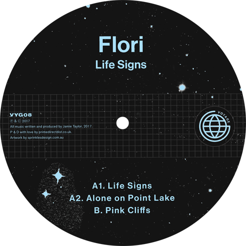 """Flori/LIFE SIGNS 12"""""""