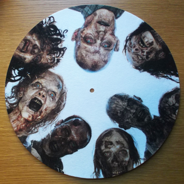 Walkers/WALKING DEAD SLIPMAT