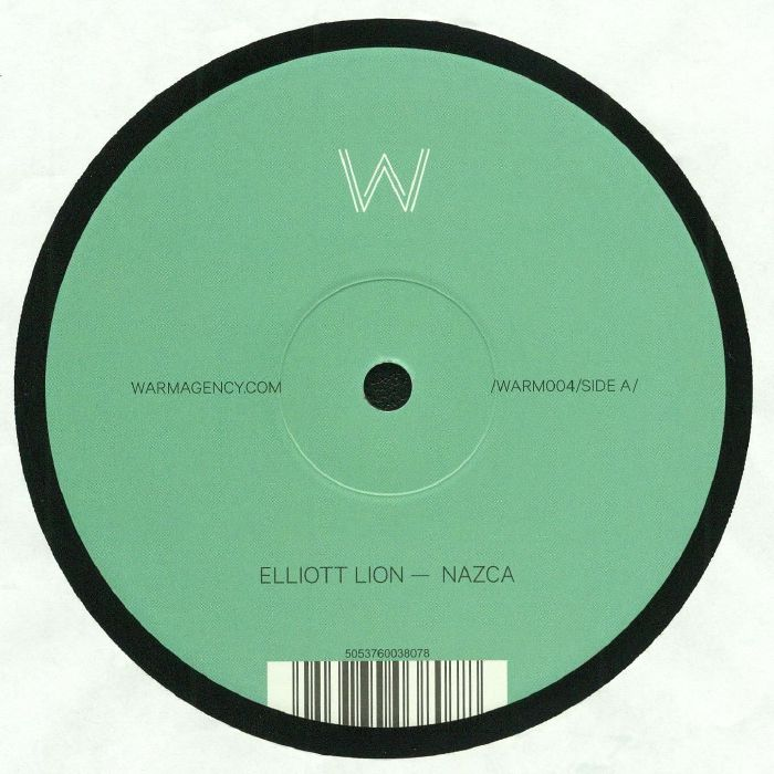 Elliott Lion/NAZCA 12""