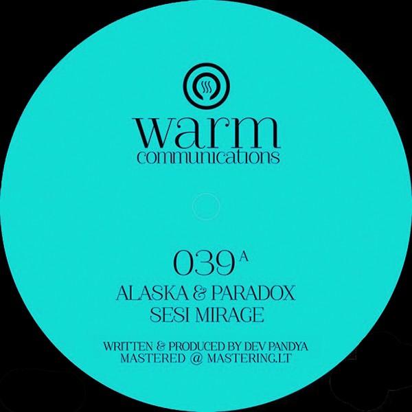 "Alaska & Paradox/SESI MIRAGE 12"""
