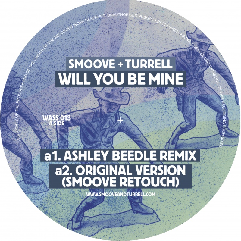 Smoove & Turrell/WILL YOU BE MINE 12""