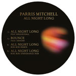 """Parris Mitchell/ALL NIGHT LONG 12"""""""