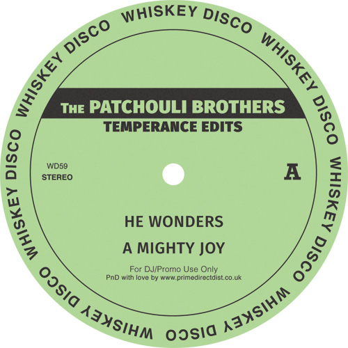 Patchouli Brothers/TEMPERANCE EDITS 12""