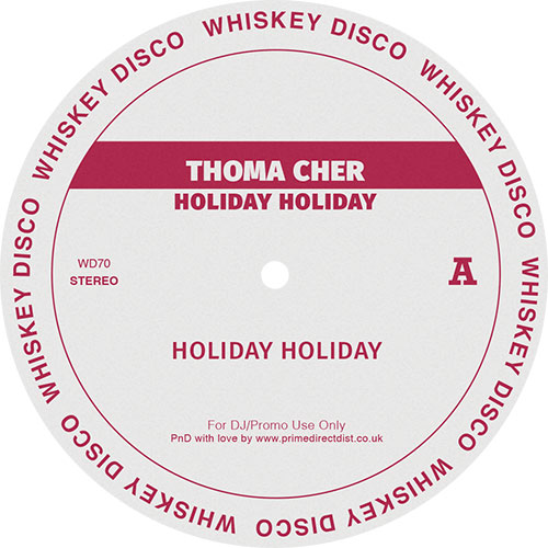 Thoma Cher/HOLIDAY HOLIDAY 12""
