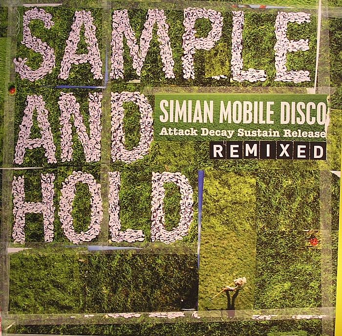 Simian Mobile Disco/SAMPLE & HOLD 3LP