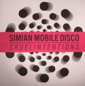 Simian Mobile Disco/CRUEL.. RMX'S #1 12""