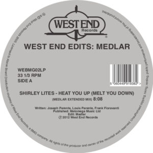 Medlar/WEST END EDITS D12""