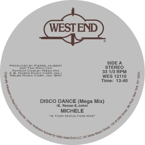 Michele/DISCO DANCE REMIXES 12""