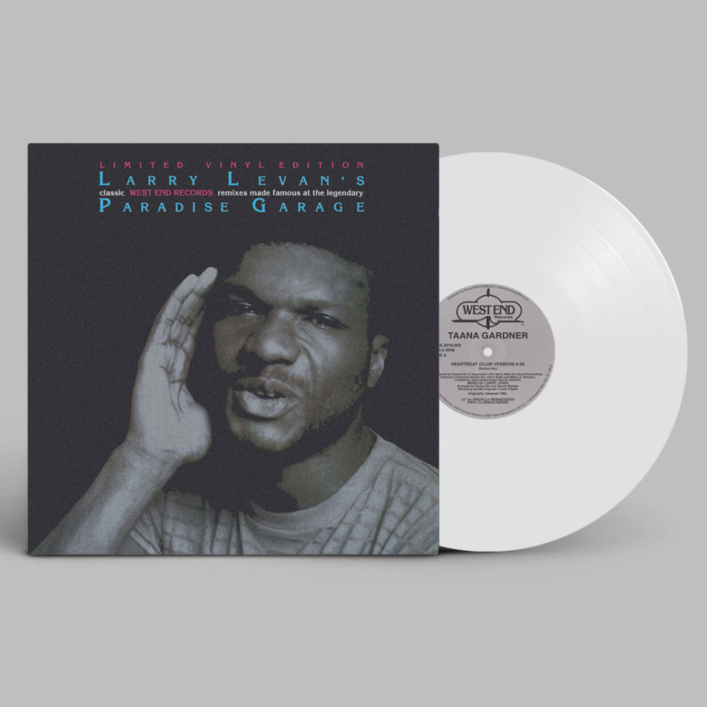 Larry Levan/WEST END RECS RMX'S (CV) 3LP