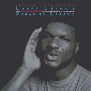 Larry Levan/WEST END RECORDS REMIXES 3LP
